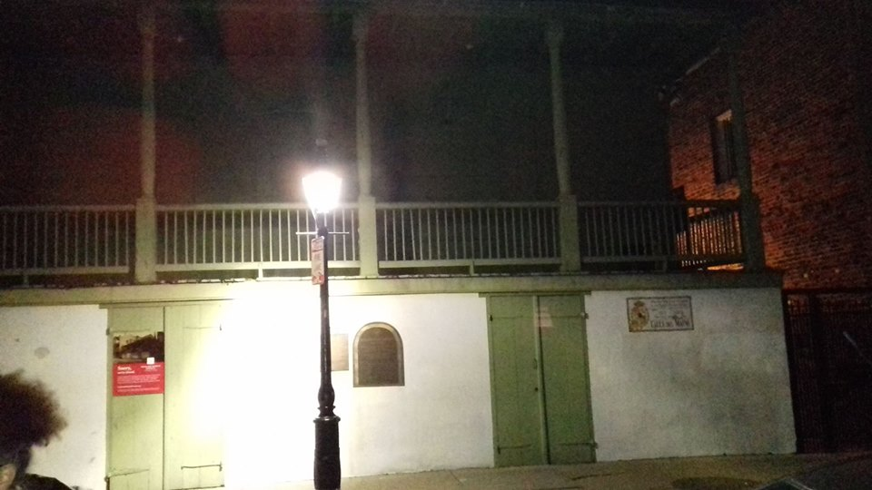 Chuyện ma New Orleans