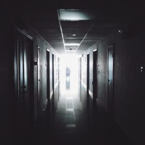 Bệnh viện có quỷ chi ham muốn của quỷ