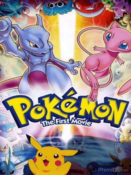 Review Pokemon Movie 1 (1998)
