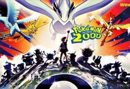 Review Pokemon Movie 2 | Phim Hoạt Hình | Thị Trấn Buồn Tênh