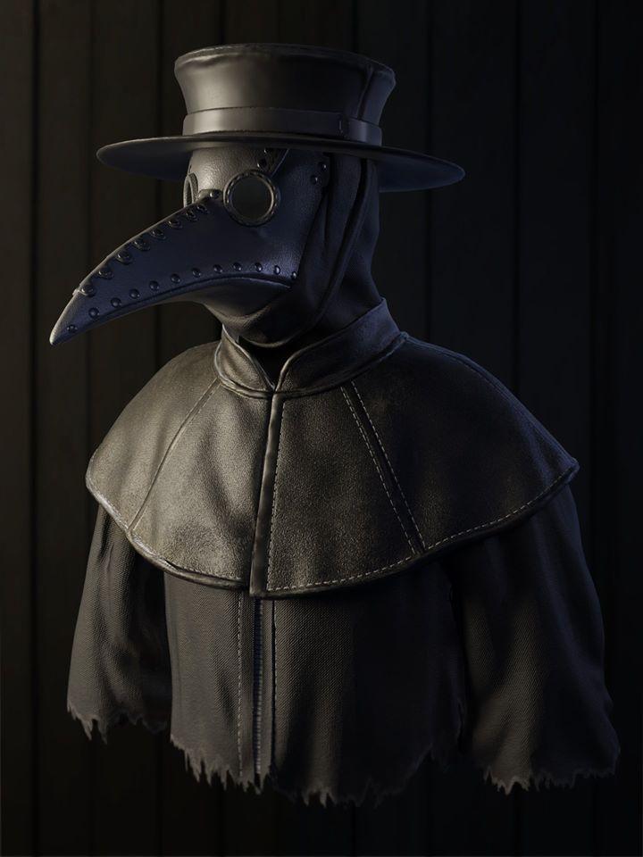 Plague doctor - Nỗi ám ảnh của thế giới 1