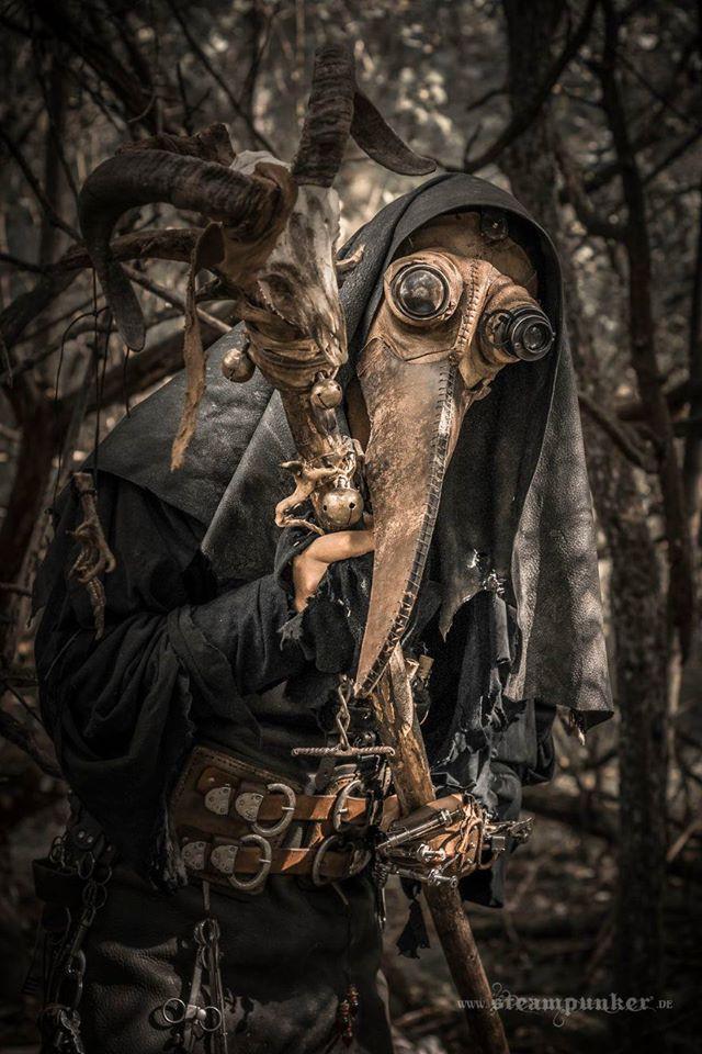Plague doctor - Nỗi ám ảnh của thế giới 7