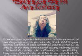 Truyện ngắn kinh dị Huỳnh Chí Viễn