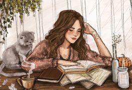 Con gái đọc sách, con gái viết sách và con gái đi vào sách | Điểm Tin Sách | Thị Trấn Buồn Tênh