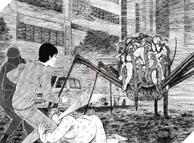 Itō Junji - Ông Hoàng Manga Kinh Dị 4