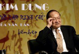 Vì sao Đài Loan và Trung Quốc Đại Lục từng cấm truyện của Kim Dung rồi sau đó phải gỡ bỏ lệnh cấm ? | Blog | Thị Trấn Buồn Tênh
