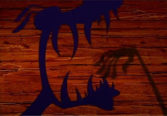 11 Phần phim có thể gây ám ảnh khán giả nhí trong series chú chó nhút nhát Courage