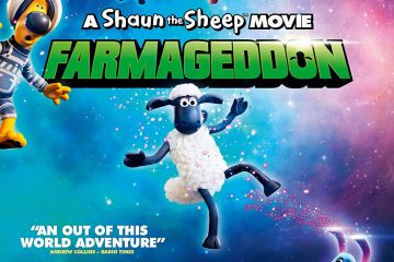 Review A Shaun the Sheep Movie Farmageddon (2019) | Review Sách | Thị Trấn Buồn Tênh