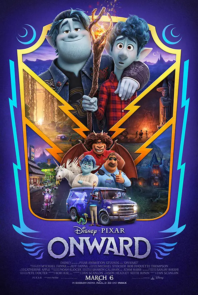 Review Onward 2020