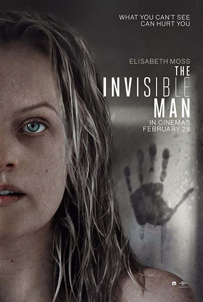 Review The Invisible Man 2020