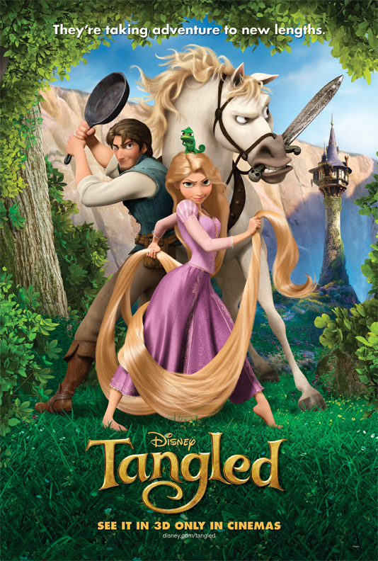 Review Tangled