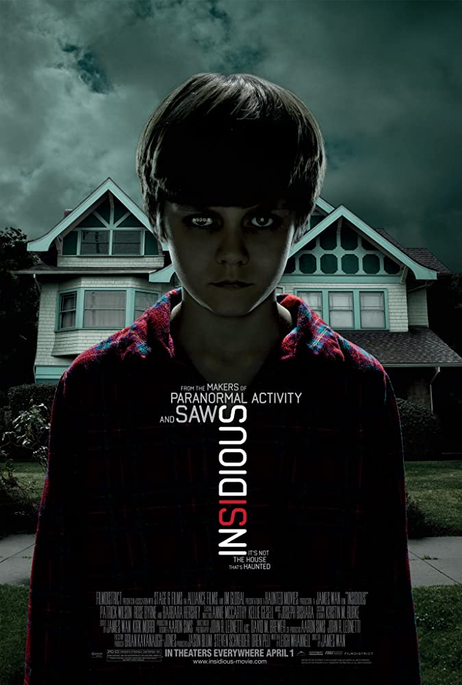 Review Insidious 2010