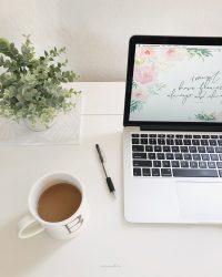 Bí ý tưởng trong việc viết và thiếu động lực viết blog | Blog Viết | Thị Trấn Buồn Tênh