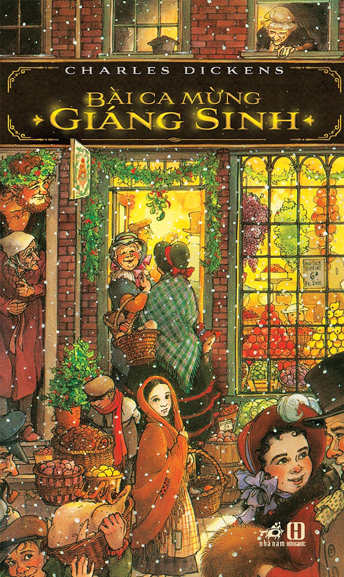 Bài ca mừng Giáng sinh - Charles Dickens