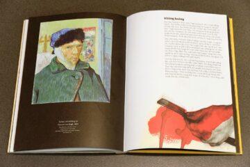Sự thật về chiếc tai bị cắt của Vincent van Gogh