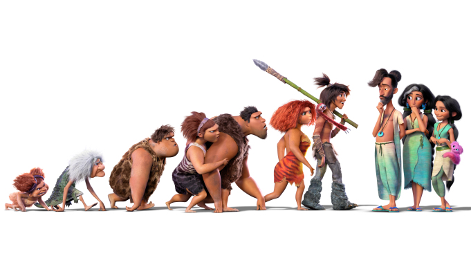 The Croods A New Age 1
