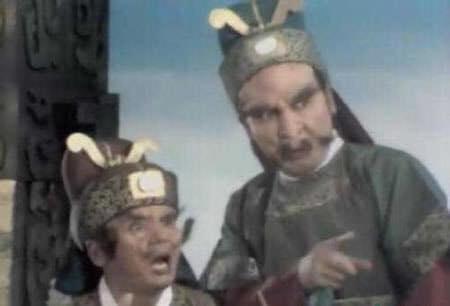 Các nhân vật trong tây du ký đều cùng một diễn viên thủ vai 6
