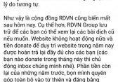 RDVN đóng cửa và nguyên do ở đâu1